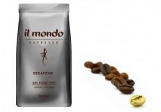 lL MONDO espresso Decafeine